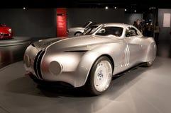2006 BMW在useo Nazionale小山谷`汽车的Mille Miglia 免版税库存照片