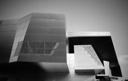 bmw大厦博物馆 库存图片