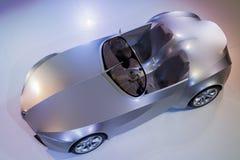 BMW姬娜 免版税图库摄影