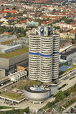 BMW帝国 库存图片