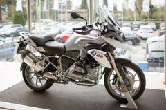 BMW摩托车 库存照片