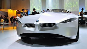 bmw汽车概念gina轻的有远见者 库存图片