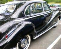 bmw汽车经典五十年代葡萄酒 图库摄影