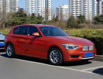 BMW汽车 免版税库存图片