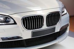 BMW汽车 免版税库存照片