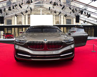 BMW μεγάλο Lusso Coupe 2013 Στοκ φωτογραφία με δικαίωμα ελεύθερης χρήσης
