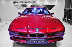BMW 8 σειρές Στοκ Φωτογραφίες