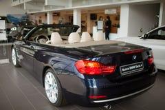BMW 4 σειρές Στοκ Εικόνες
