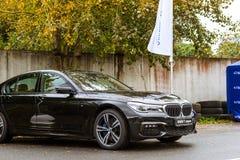 BMW 5 автомобилей, 3, 6, X3, X5, серия X6, немецкая Стоковые Фотографии RF