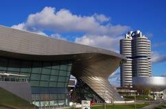 BMW размещает штаб Мюнхен Германия Стоковое фото RF