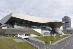 BMW размещает штаб Мюнхен Германия Стоковое Изображение RF