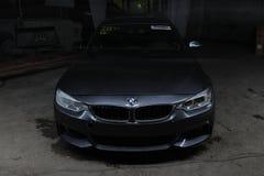 BMW 4 серии стоковое фото