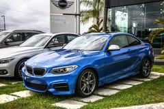 BMW 2 серии Стоковая Фотография
