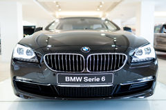 BMW 6 серий Стоковая Фотография