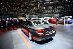 BMW 7系列 库存照片