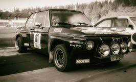 BMW 2002年钛1971年 免版税库存图片