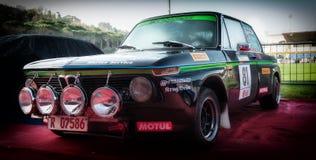BMW 2002年钛1971年 库存图片