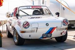 BMW 700赛车 免版税库存照片