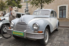 BMW 340,第一个新的汽车模型在德国生产了在w以后 图库摄影