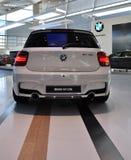 BMW 1 серия - представление M135i Стоковое Фото