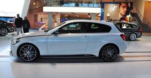 BMW 1 серия - представление M135i Стоковая Фотография RF