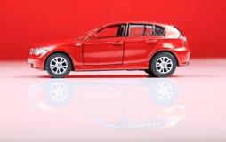 BMW 1 reeks suv zijaanzicht Royalty-vrije Stock Foto