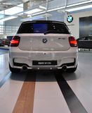 BMW 1 Series - M135i Performance. MUNICH, DECEMBER 11: BMW M135i at BMW Car Show on December 11, 2012 in Munich, Germany Stock Photo