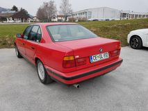 BMW 5 images libres de droits