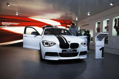 BMW 125i Stock Photography