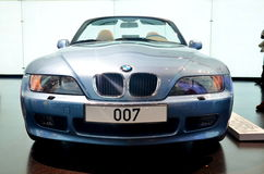 BMW 1995 Z3 Royalty Free Stock Photography