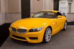 BMW 2012 Z4 Fotografia de Stock Royalty Free