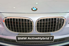 BMW Photo libre de droits