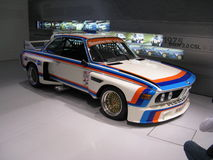 BMW 3.0 CSL Royalty Free Stock Photos