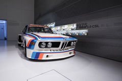 BMW 3.0 CSL Obraz Stock
