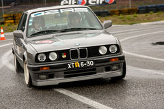 BMW 316 während der Sammlung Verde Pino 2012 Stockfotografie