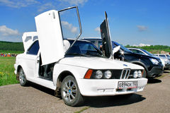 BMW 320 Royalty Free Stock Images