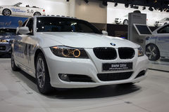 bmw 320d Royaltyfria Bilder