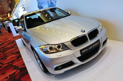 BMW 320i M Sport Sedan Stock Photo