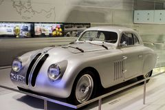 BMW 328 (1939) Royalty-vrije Stock Fotografie