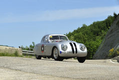 BMW 328 Mille Miglia Coupé (1939) Stock Images