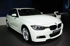 BMW 328i M sport car Stock Images