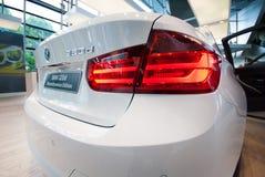 BMW 330d 图库摄影