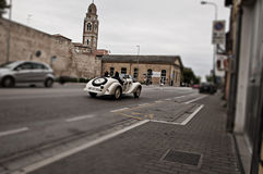 BMW 328 免版税图库摄影