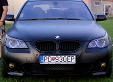 BMW Photographie stock