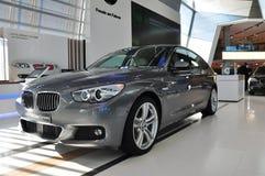 BMW 5 serie Gran Tourismo Royaltyfria Foton