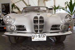 BMW 503 Coupe, Vintage cars Royalty Free Stock Photo