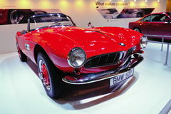 BMW 507 Fotografia Stock