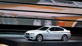 BMW 535d Royalty Free Stock Images