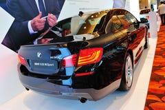 BMW 535i M Sport Sedan Royalty Free Stock Photos