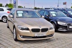 BMW 530 Δ Στοκ Εικόνα